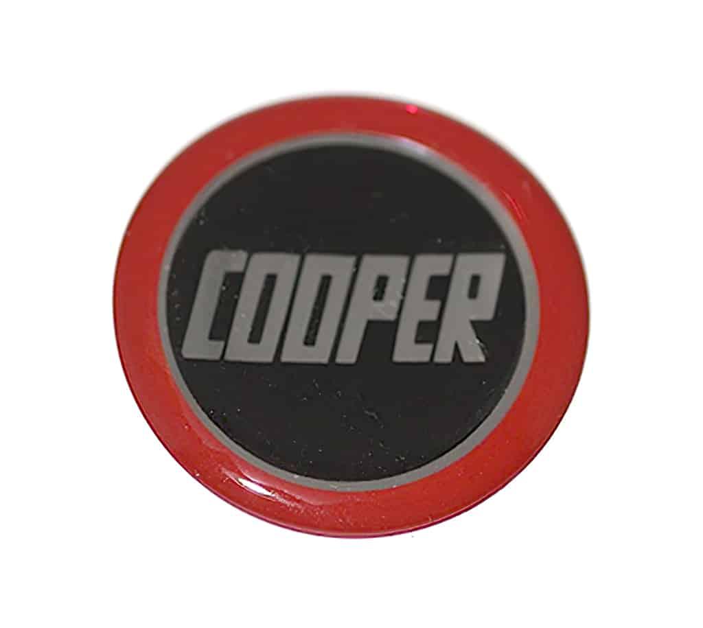 MSA2007 ''Cooper'' badge