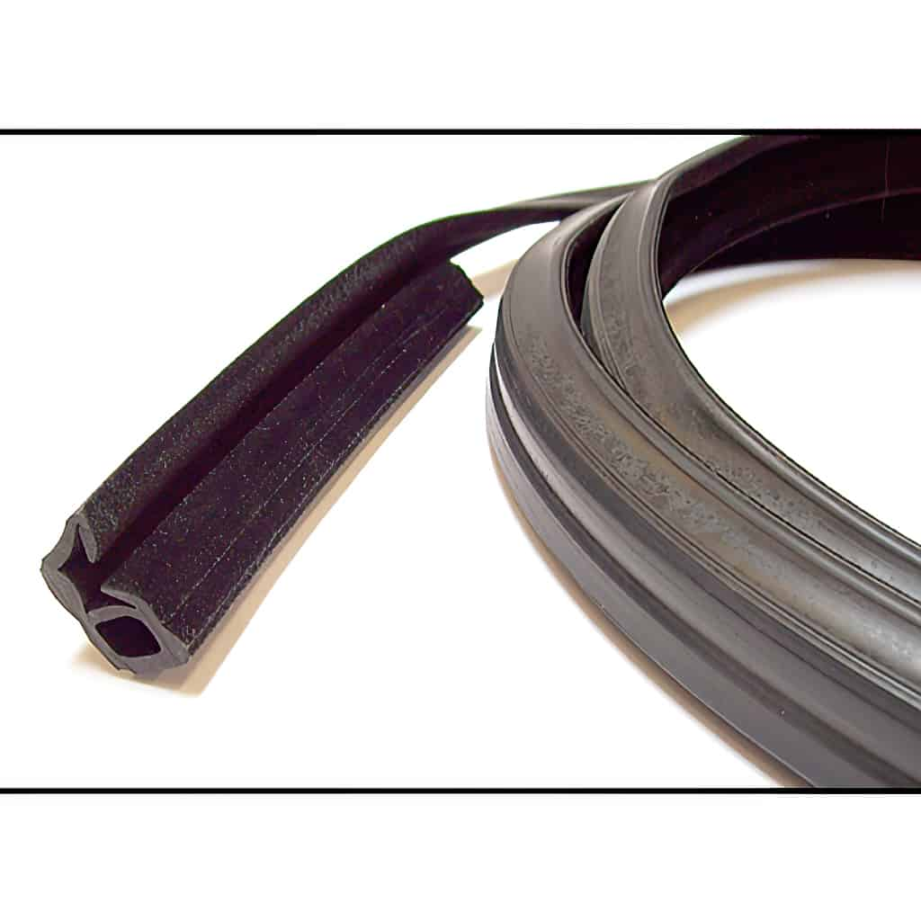 Upper Window Channel Seal, Mk3-on, Right Hand