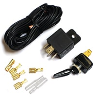 Wiring Kit, Auxiliary Lamp