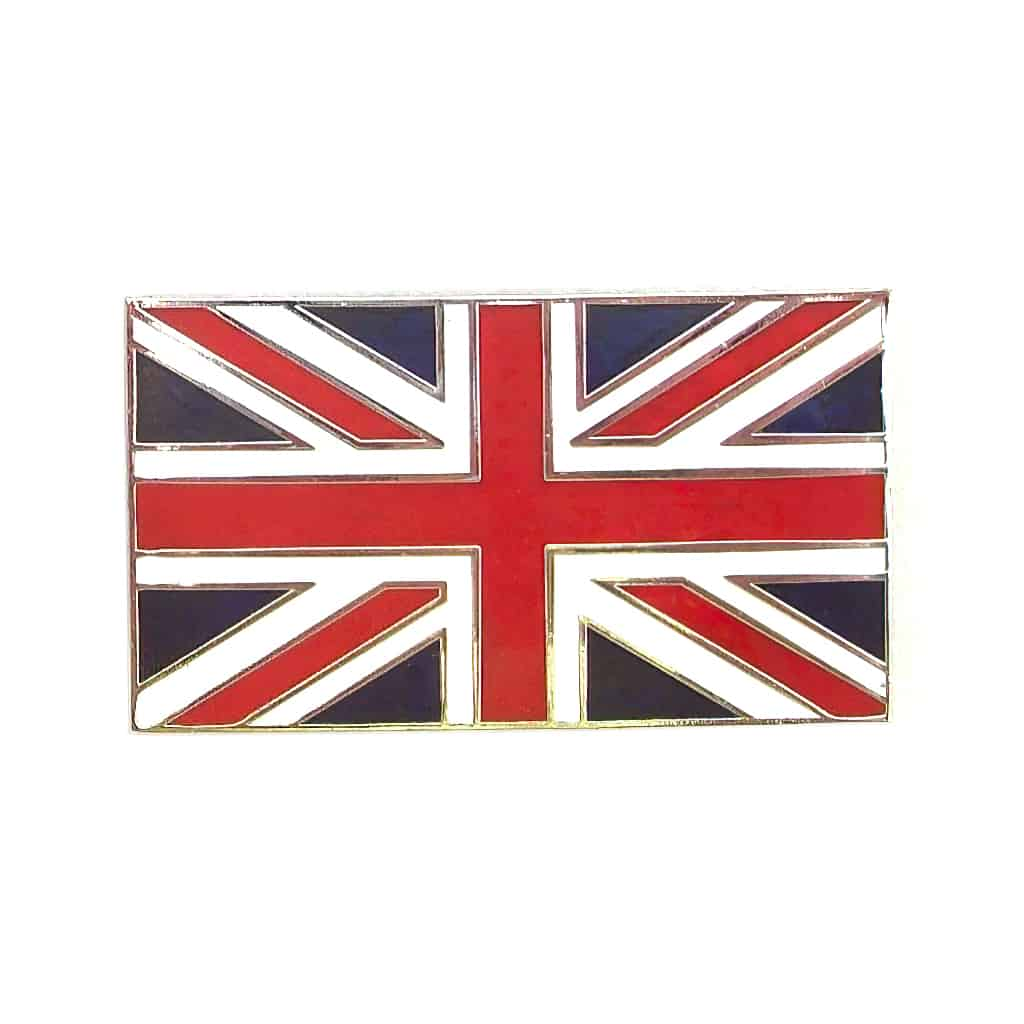 Badge, Union Jack, Self-Adhesive