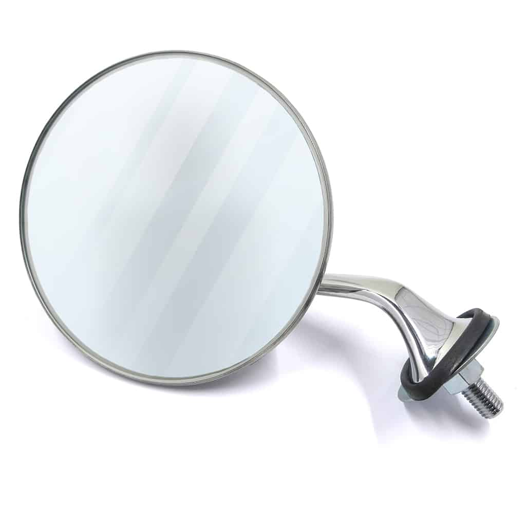 Fender Mirror, Round, Flat, Left-hand