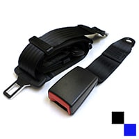 Seat Belt, Rear, 3-point, static