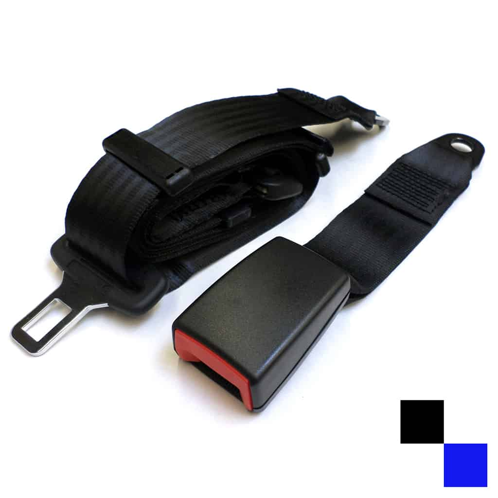 Seat Belt, Rear, 3-point, static