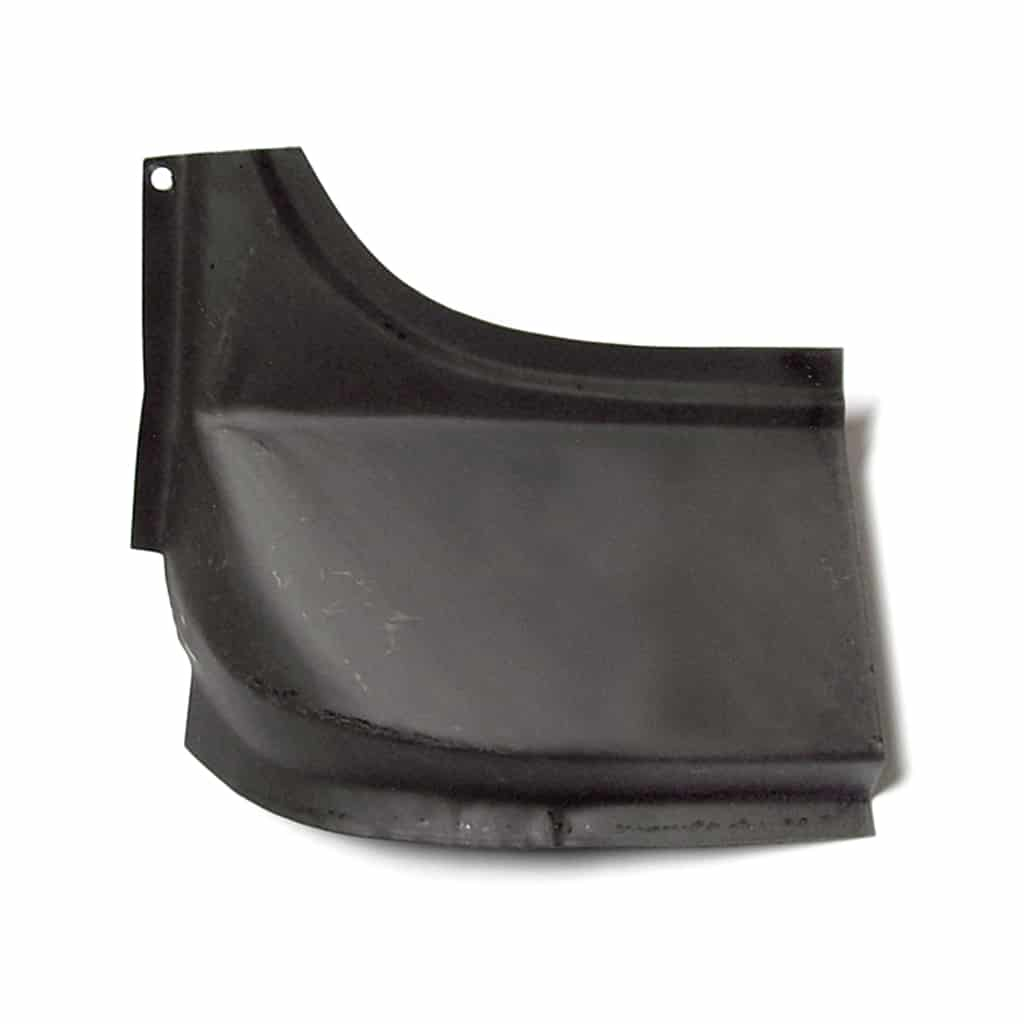 Windscreen Frame Lower Corner Repair Panel, Right-hand