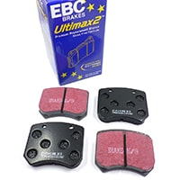 Brake Pads, Cooper S, Black Stuff