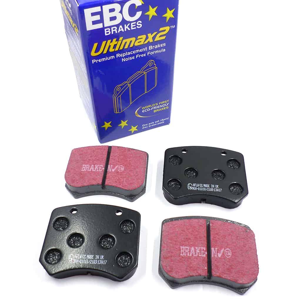 Brake Pads, Cooper S, Black Stuff