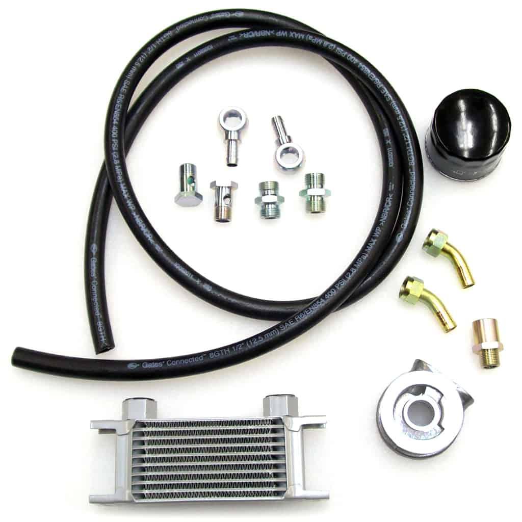 MPi Oil Cooler Conversion Kit