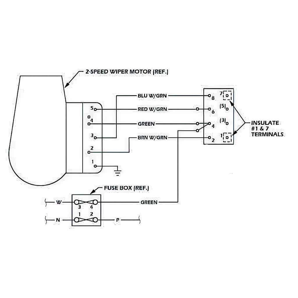 SEL0020 wiring harness diagram