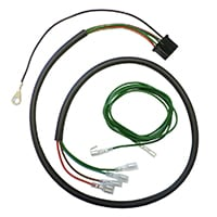 Wiring Sub Harness, 2-Speed Wiper Switch Conversion