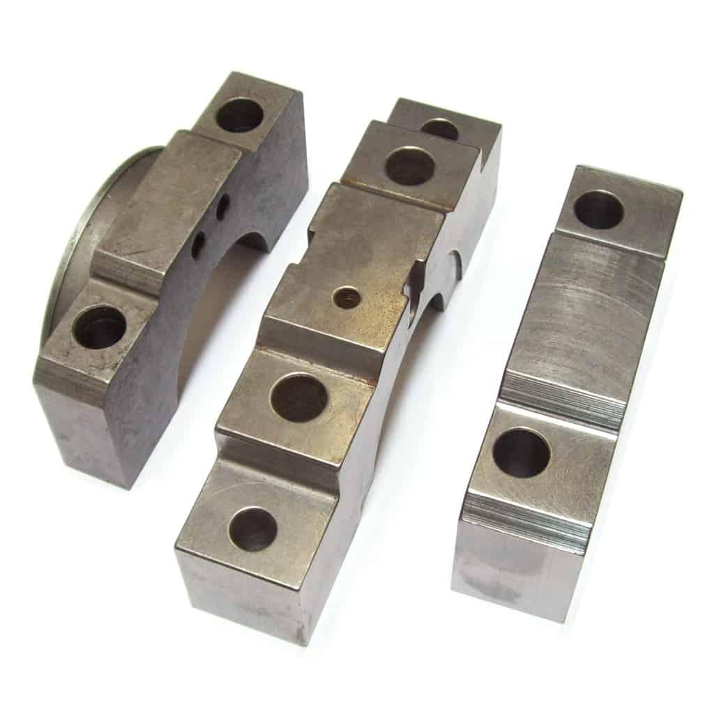 Steel Main Cap Set, Cooper S