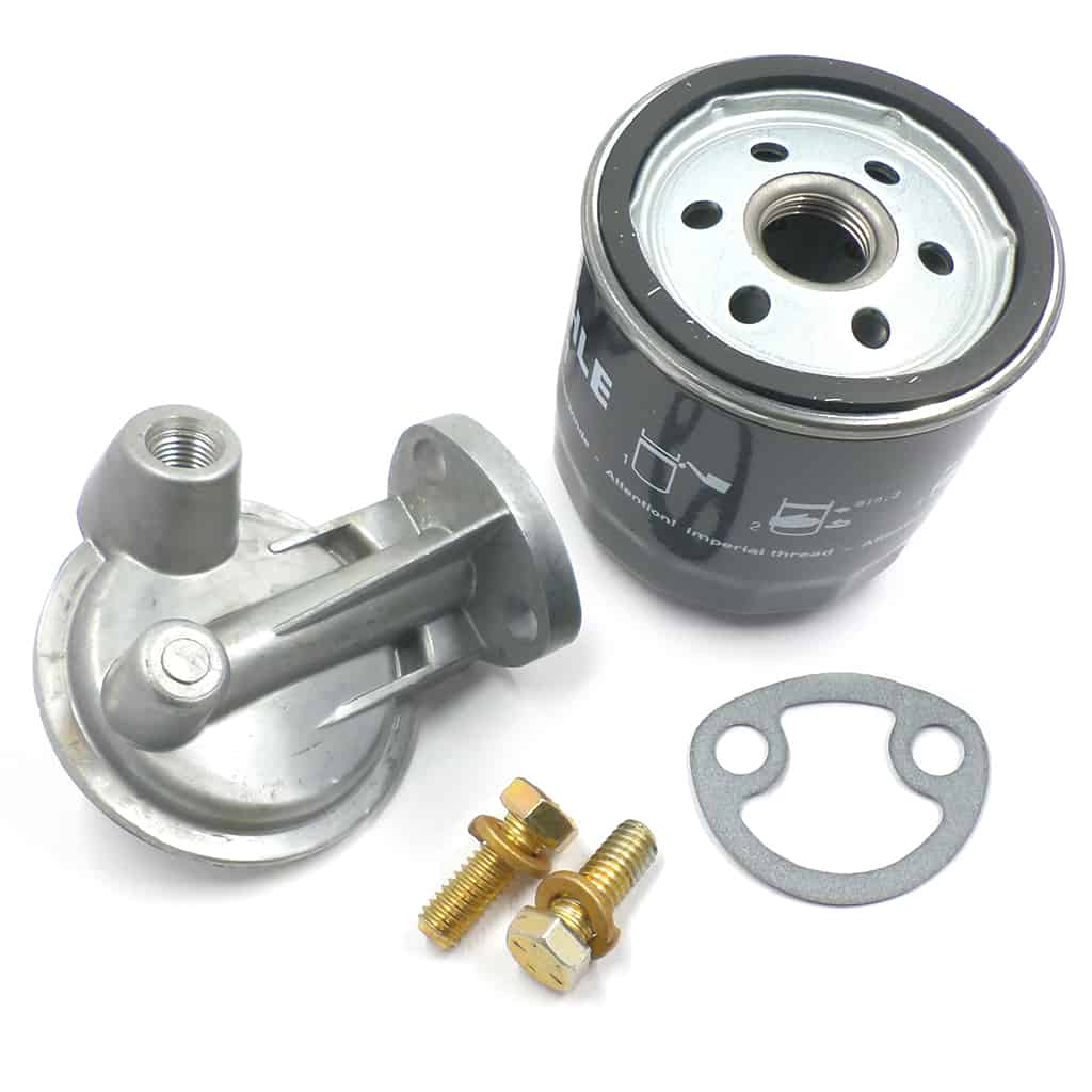 Spin-on Oil Filter Conversion Kit (SEVK010)