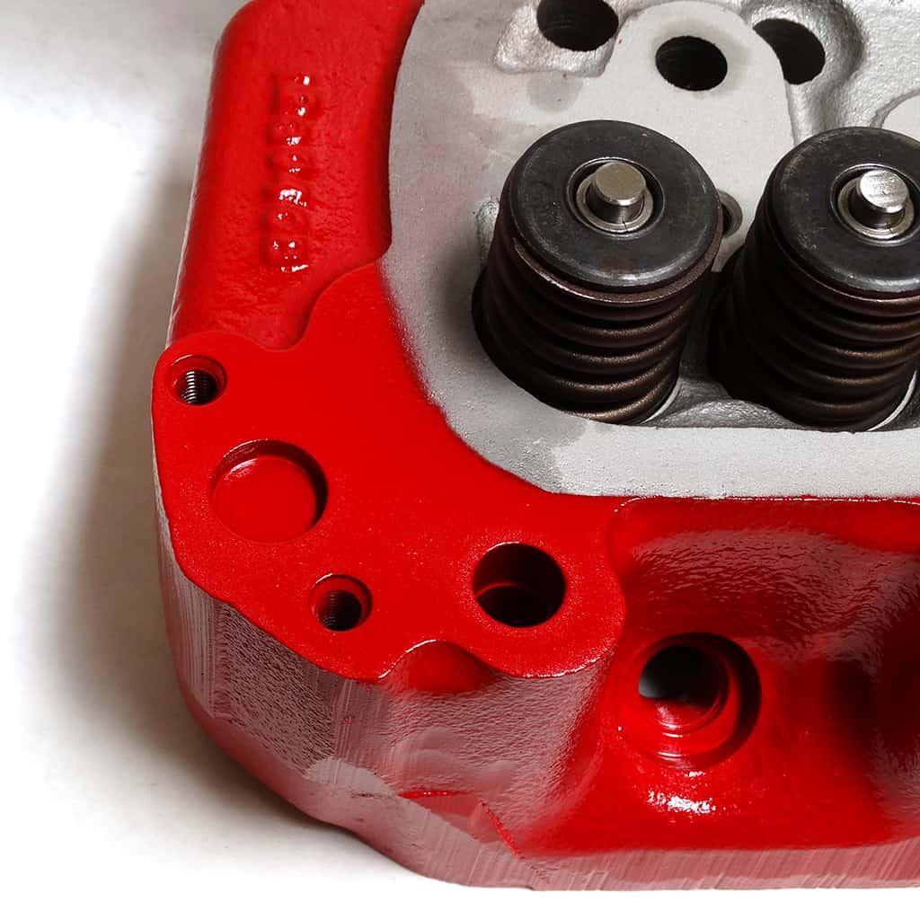 SEVR0017-SPI, not drilled for heater outlet