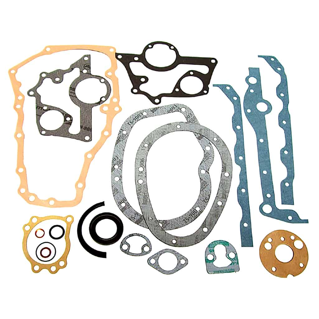 Conversion Gasket Set, 1300cc Solid Block