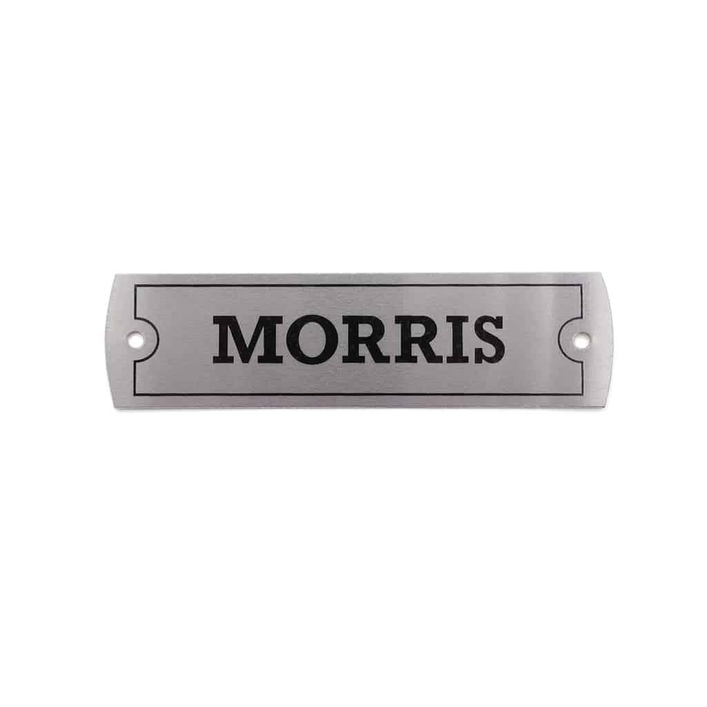 Rocker Cover Plate, Morris