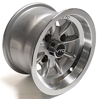 "10""x6"" VTO Wheels, set/4"