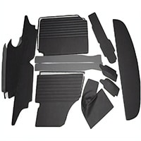 Interior Panel Kit, Mk1-Mk2, Central Round Speedo