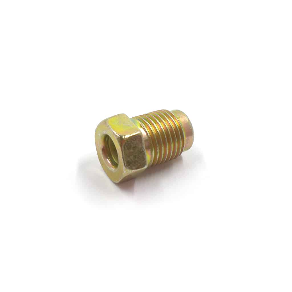 Brake Pipe Fitting, Male, 10mm