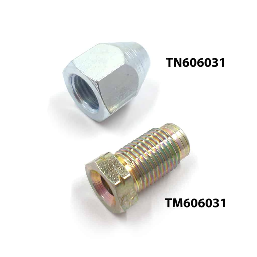 TM606031 compared with TN606031